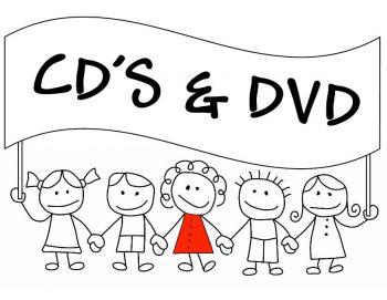 CD's & DVD's